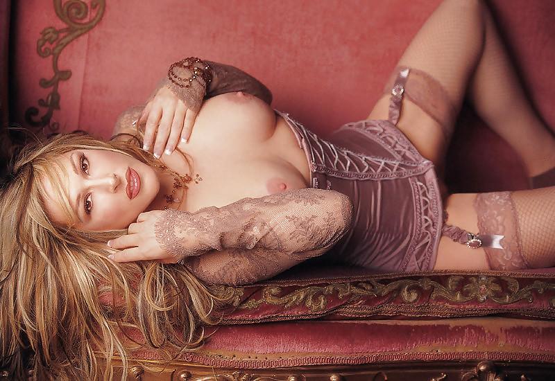 Bridget Wilson Nude