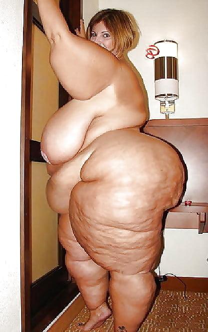 Super bbw woman ass