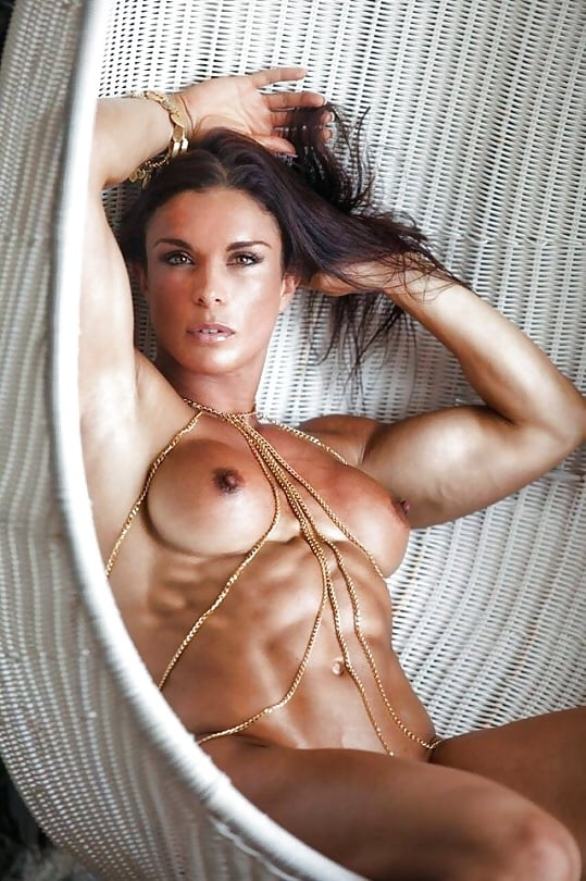 Naked muscle girl porn pics