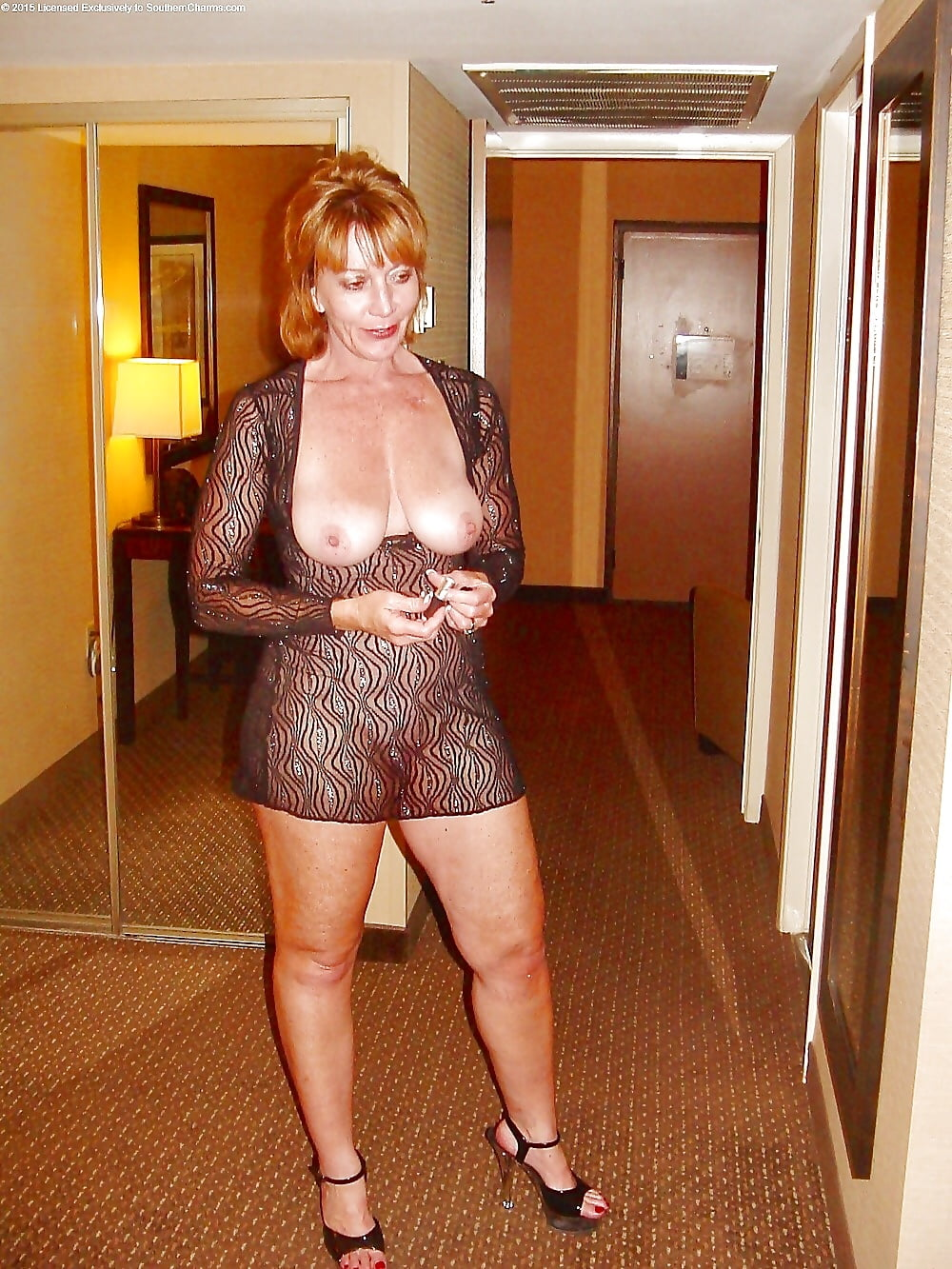 Southern charms just me milf