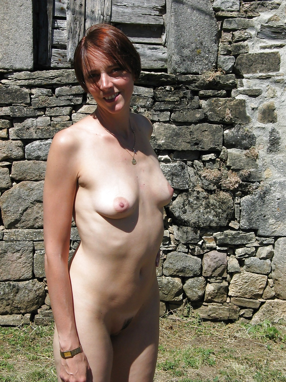 Nude amateur german
