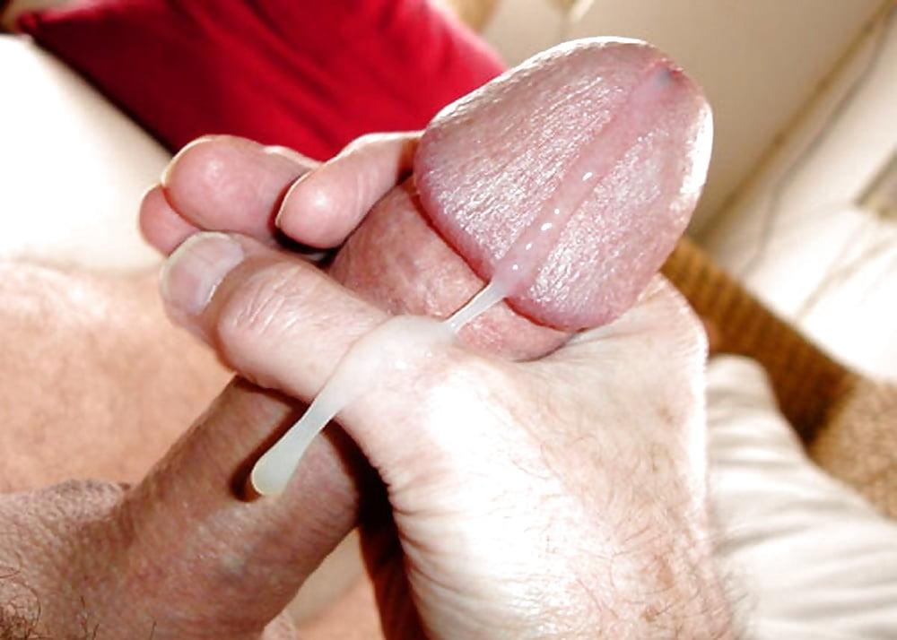 Masturbation Feels Better With Precum