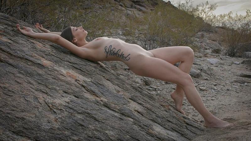 Nude hot female models