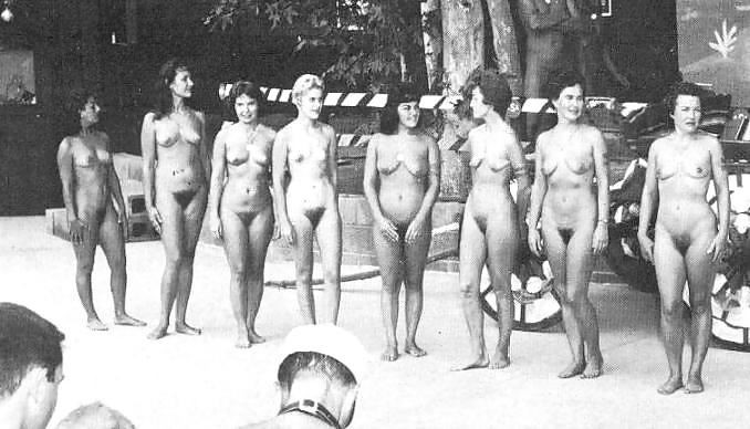 Forced female nudity vintage — pic 15
