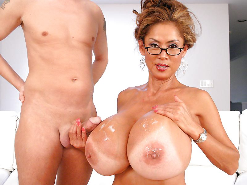 Girl With Biggest Tits Ever Gonna Rock This Guy S World