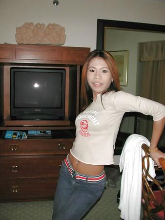 ladyboy kel from bangkok