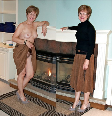 Naked pictures Women love pantyhose