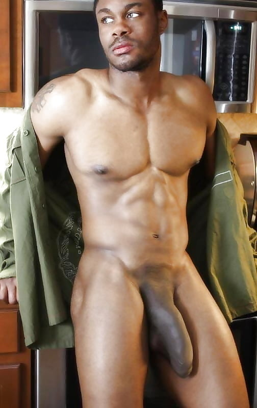 Big black dick naked guy, life position real sex