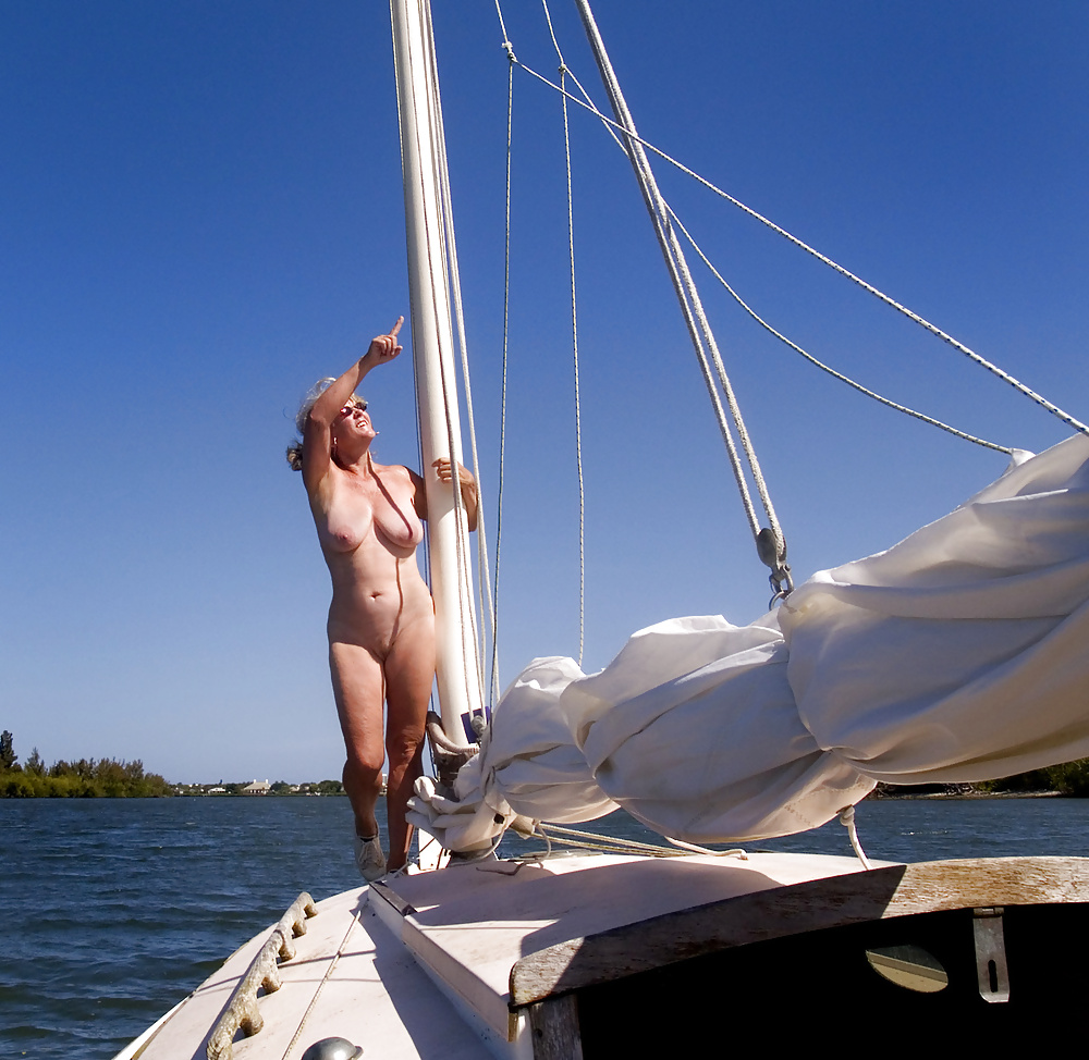 Watch mermaid fucked on a sailboat