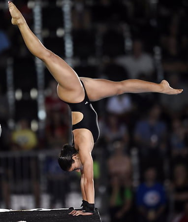 nackt de Oliveira Ingrid Rio Olympics