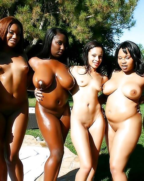 Big black naked booty pics-6551