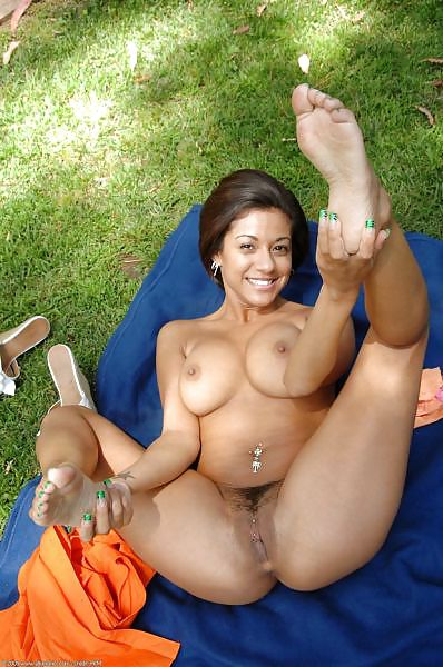 Hispanic Hot Beauty Nude
