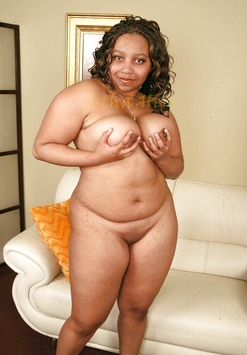 Nake fat black women — pic 13