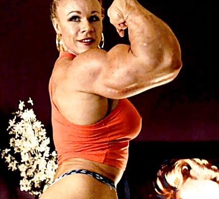 Young porn aleesha Female Bodybuilder