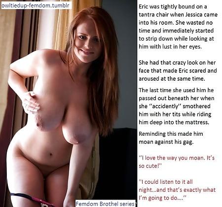 slavery of men Female domination sexual