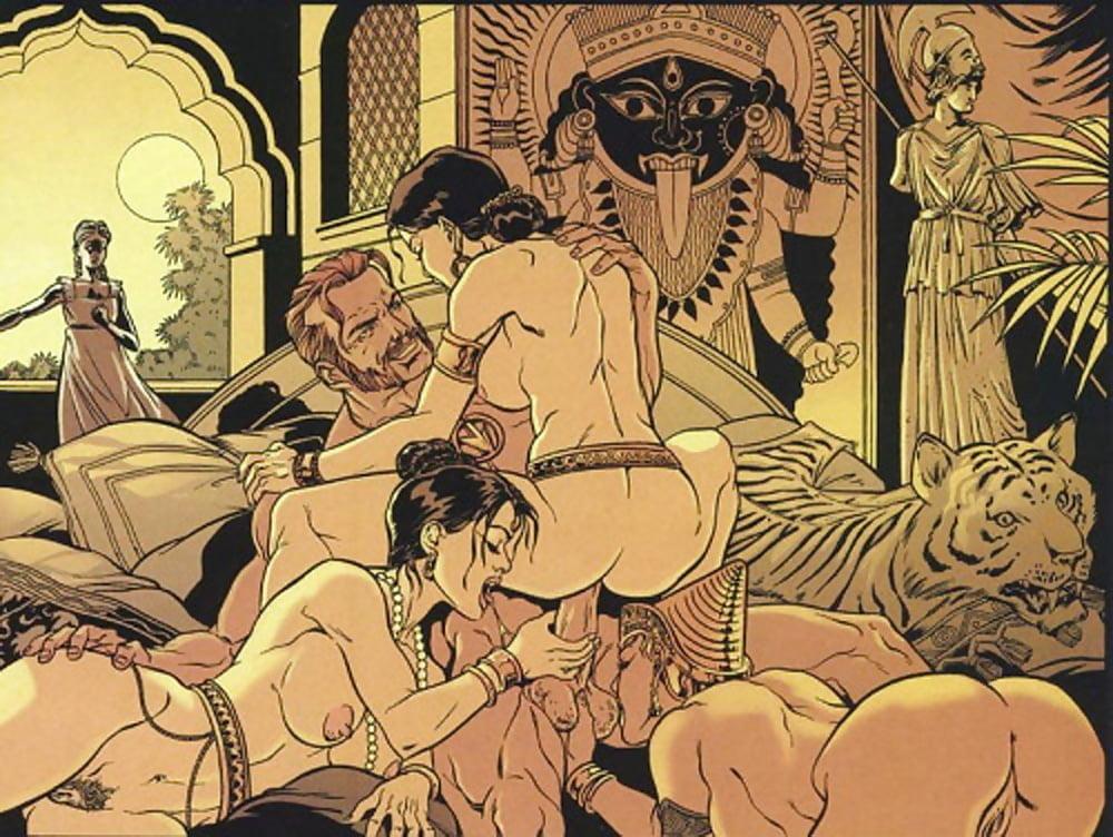 Greek gay sex comics