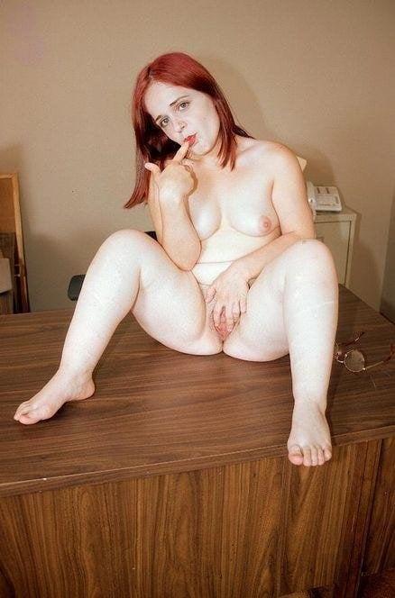 Hairy Redhead Creampie