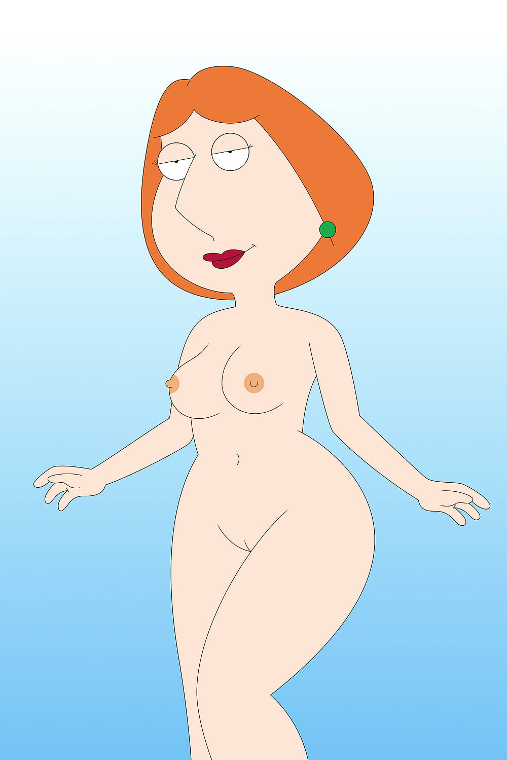 lois-huff-naked
