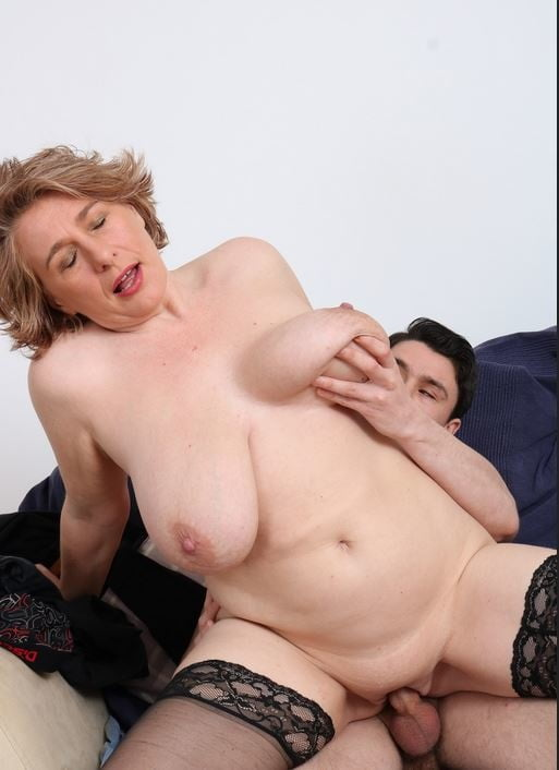 Mature with young man porn photos