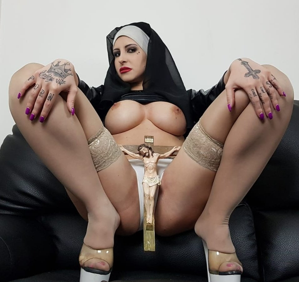 Blasphemy porn in most relevant