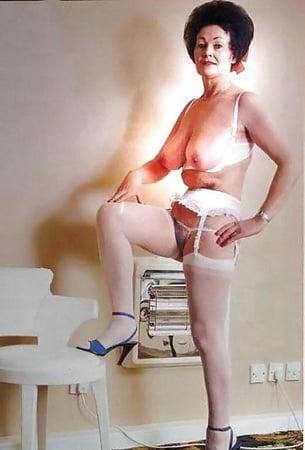 hot vintage pornstar who is she