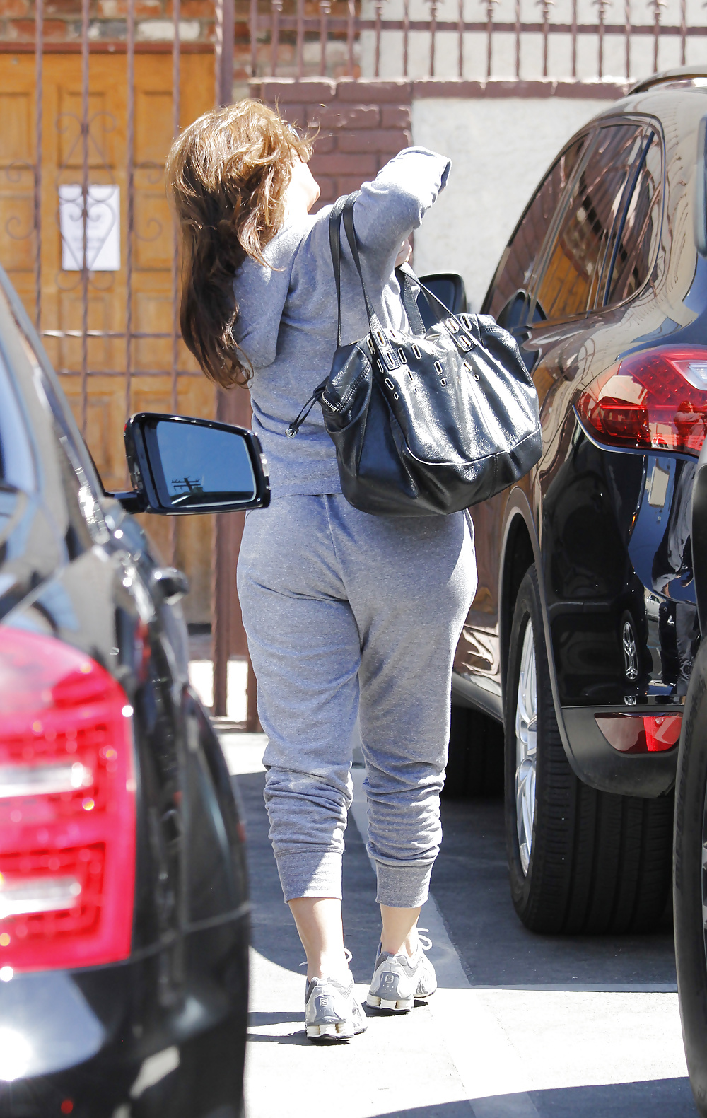 Leah remini butt is nice