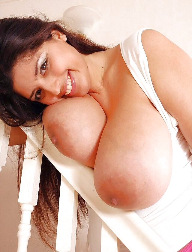 My huge boobs