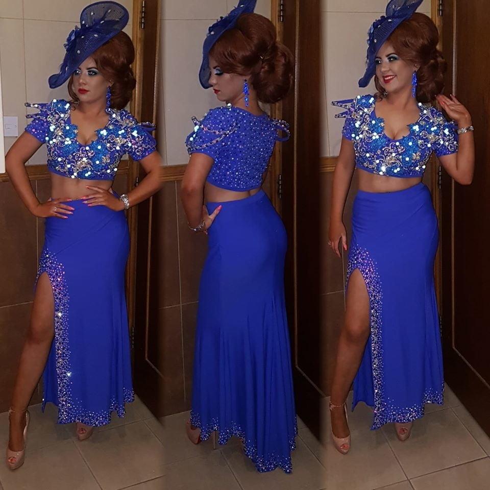 Gypsy Queens- Mary OB