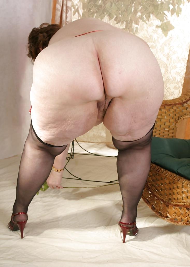 порно фото старушек с широкими жопами - 8