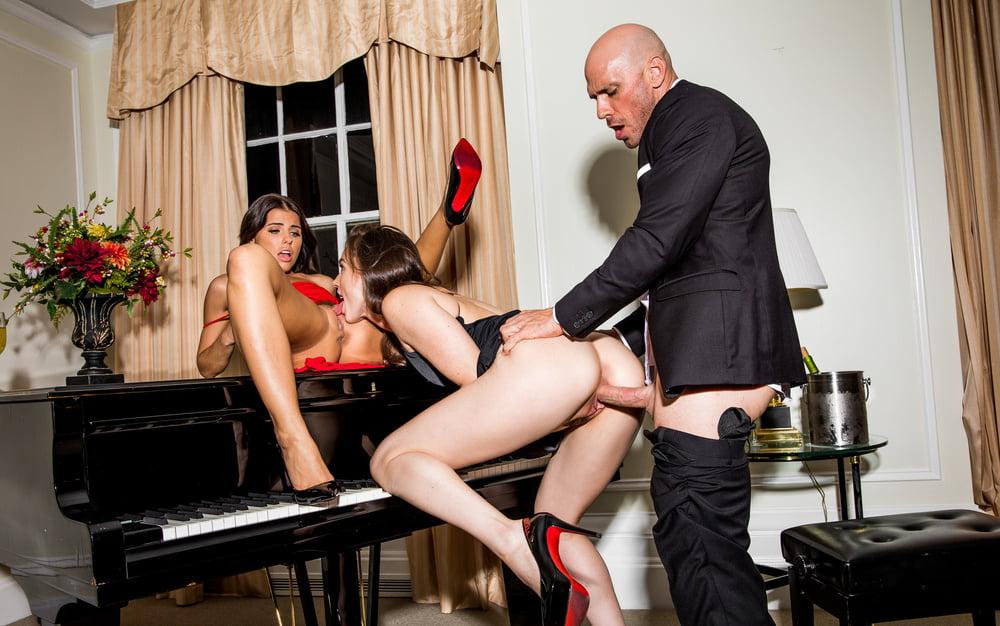 Girl fucked porn after dark sex