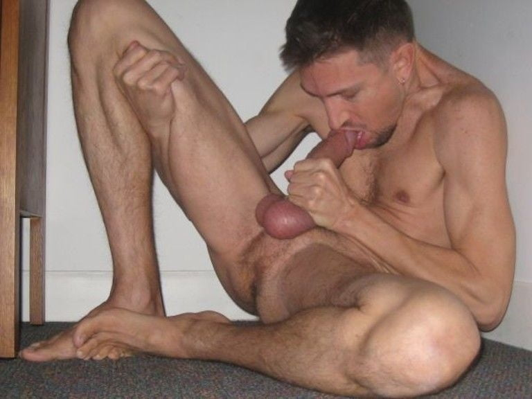 Gay sex pics with self suck