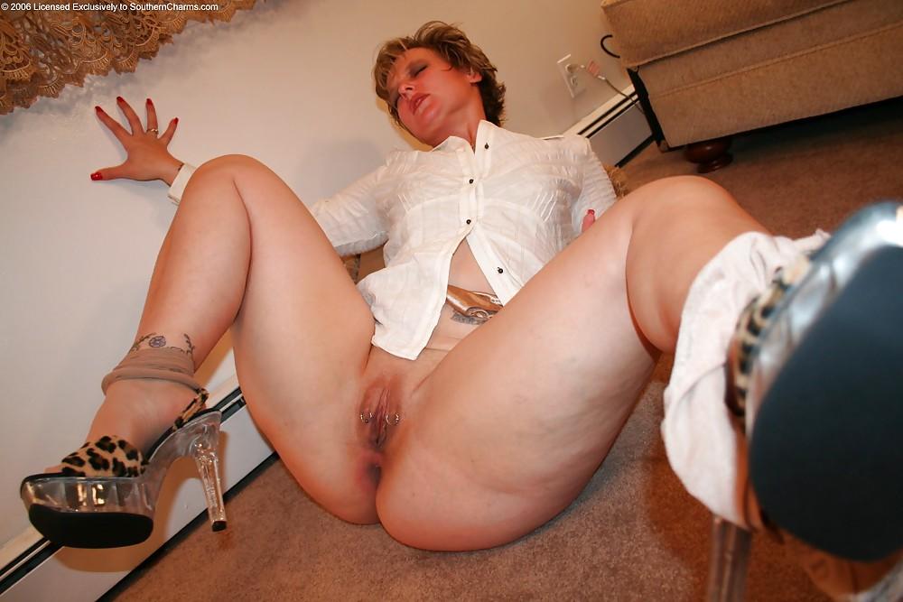 Pantyhose southern charms naked ann