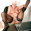 Watch this hot horny old camming girl