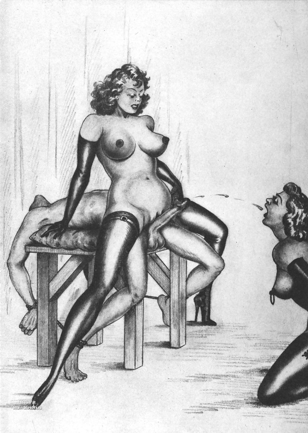 Femdom drawings color artists german, sexy iraqi women naked