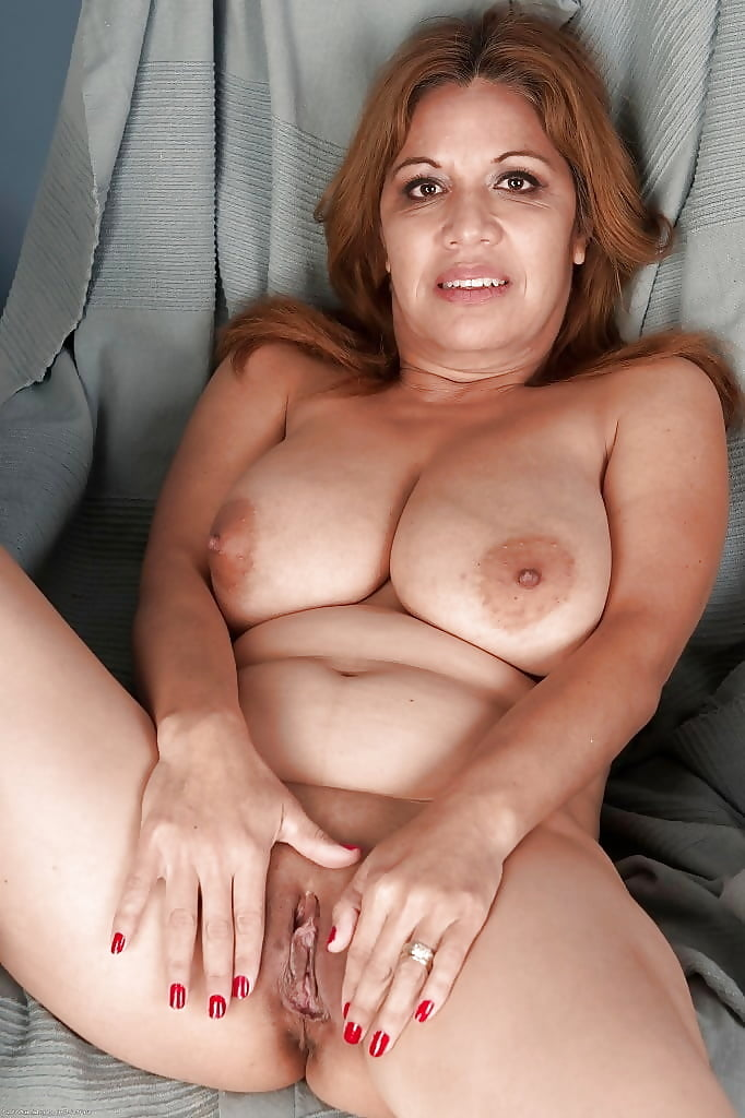 Old Mexican Lady Naked
