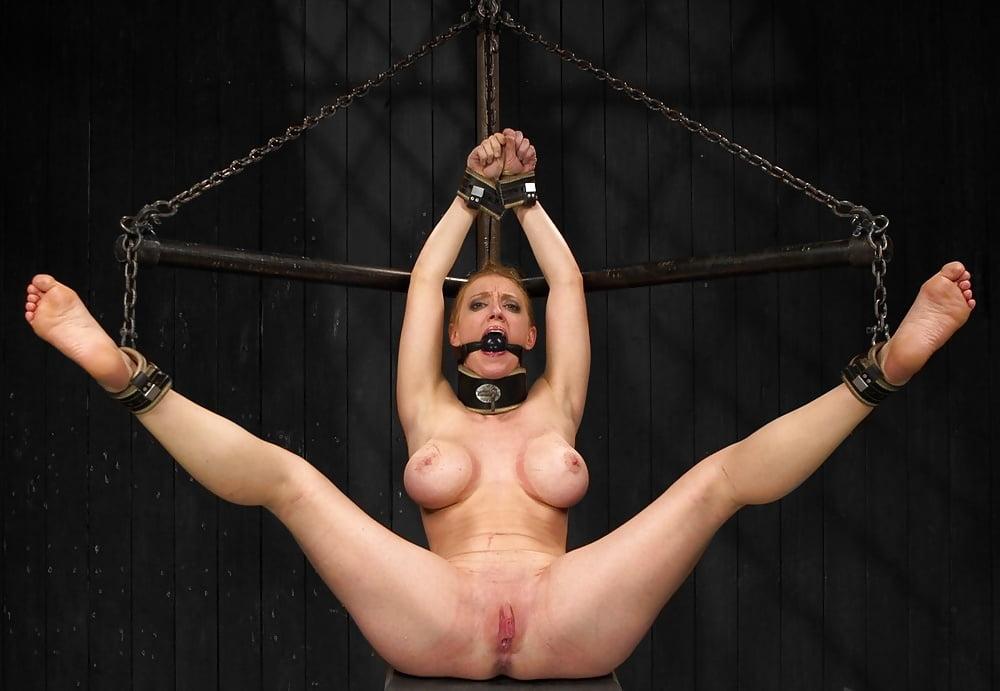 Spanish nude bondage #15