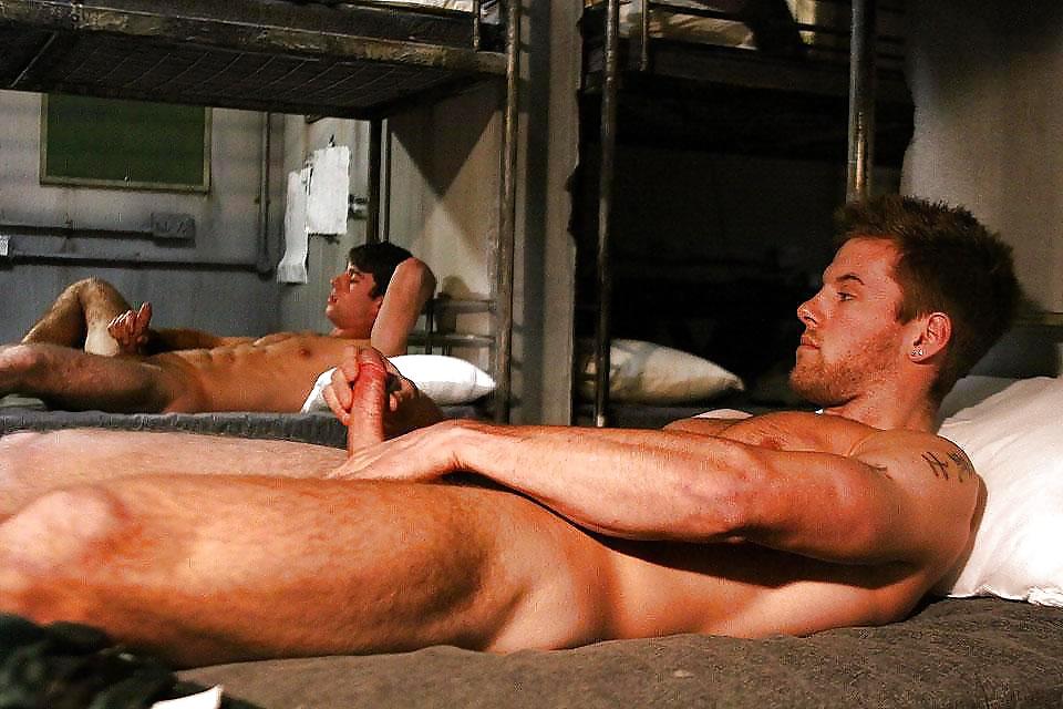 Ben sadler two gay firemen guys film