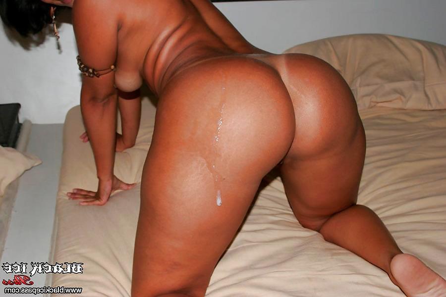 Big black booty brazilian