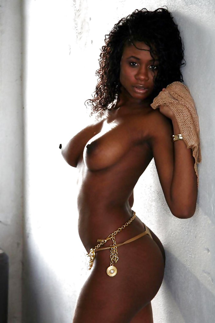 Milk chocolate black girl naked 8