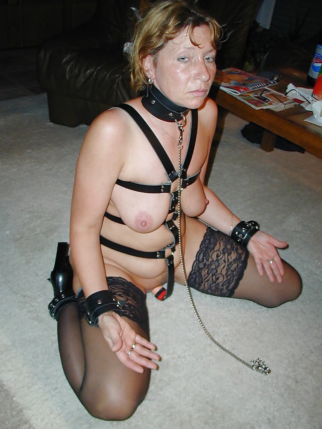 Mature black bondage, stepmother and son fuck