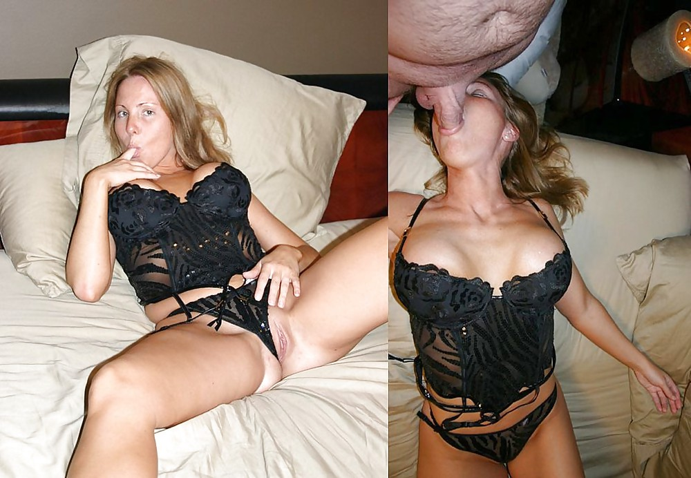 Dressed undressed cumshot galleries