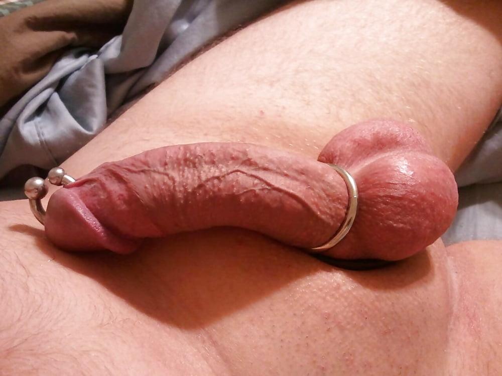 Уговорила пирсинг пенис и эрекциональное кольцо порно большие