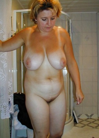 Big Natural Amateur Wife