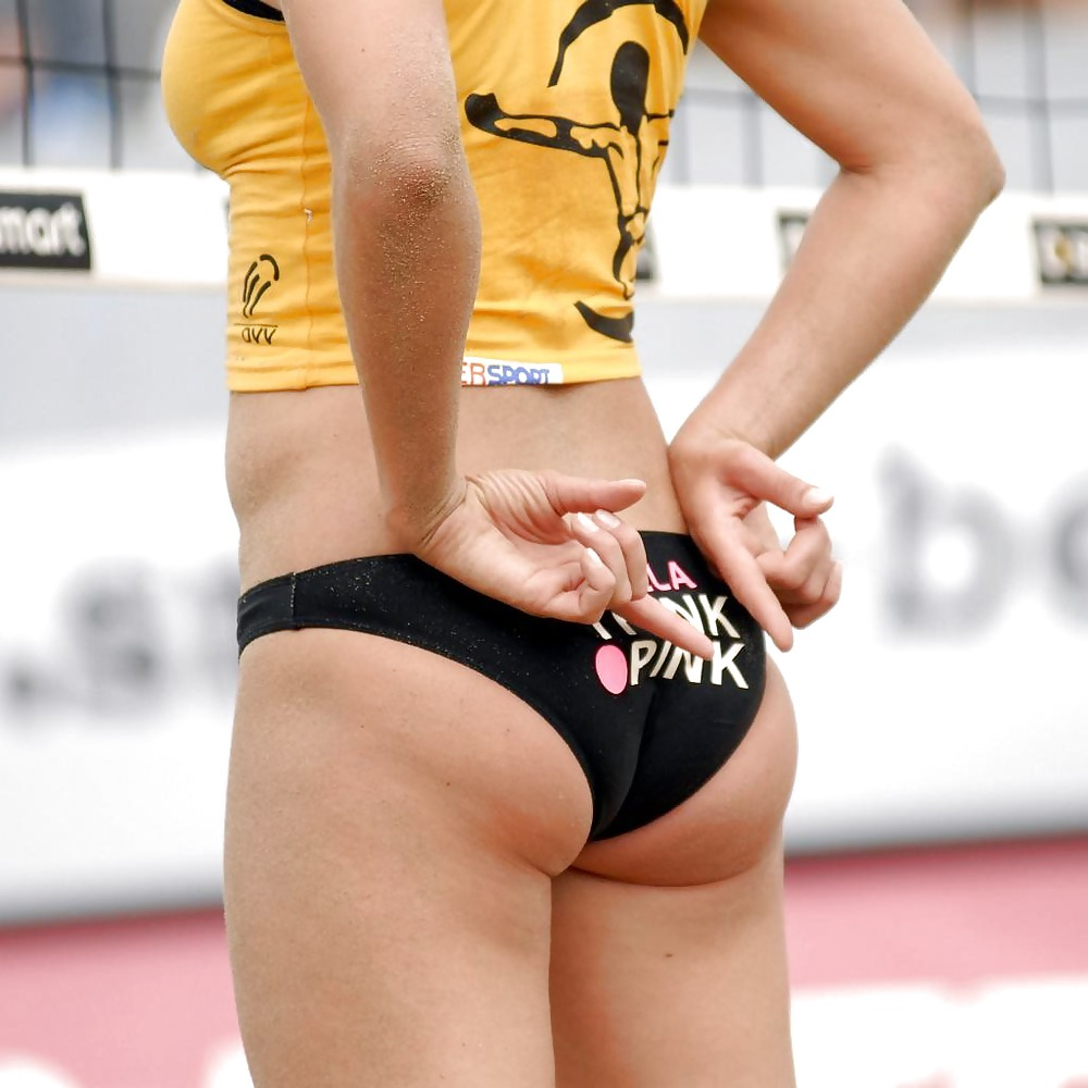 Hot Volleyball Butts And Humps