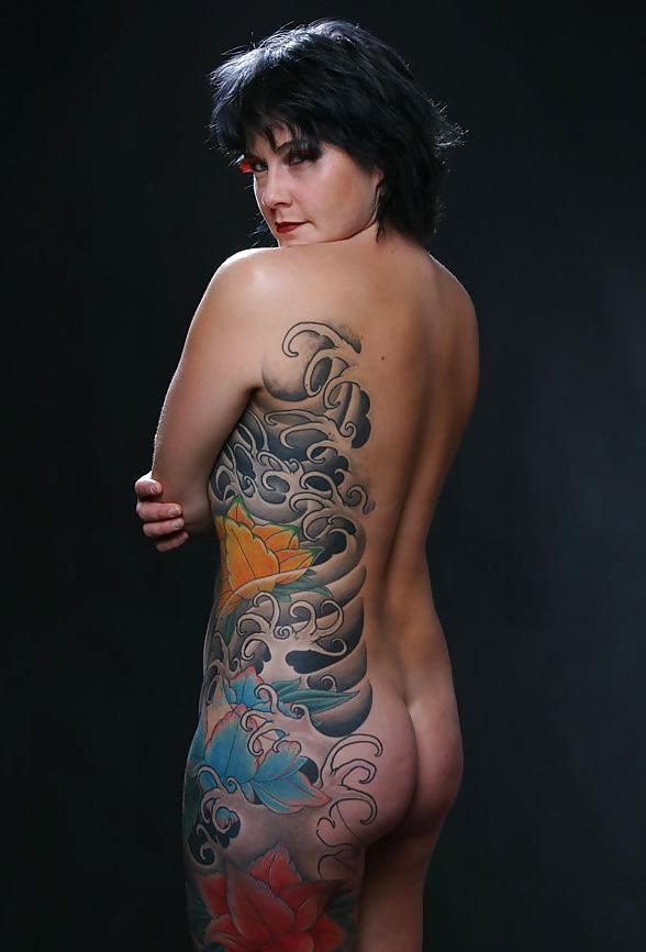 Mature tattoo sexy dvd