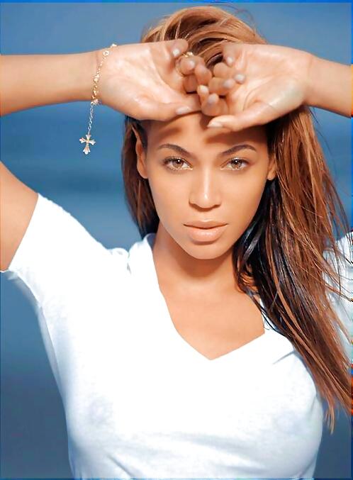 Beyonce nude photo