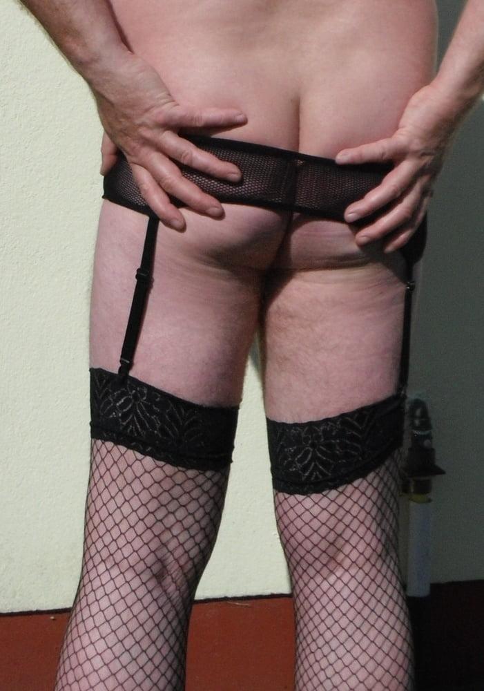 trannys in suspenders