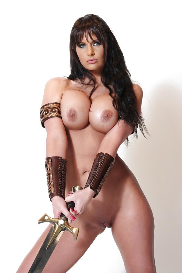 Воительницы порно фото 14