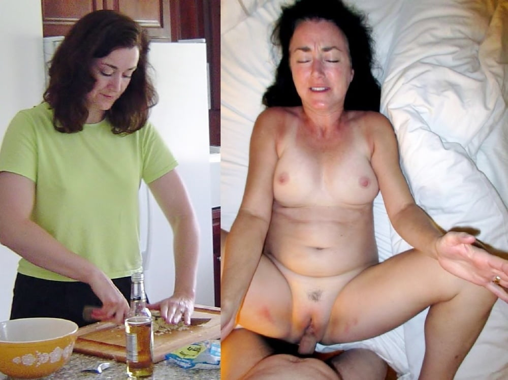 Depraved uk mums posing naked