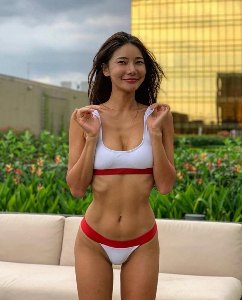 Hot sexy korean model-8297